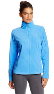 Columbia Fast Trek Ii Full Zip Fleece Jacket at Amazon Women s Coats Shop