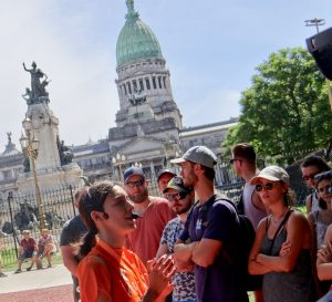 Things to do in Buenos Aires: Walking Tour