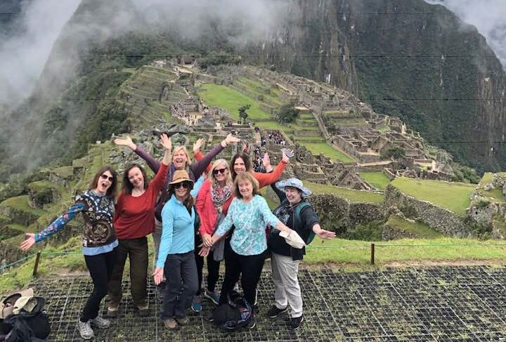 women only travel groups Peru