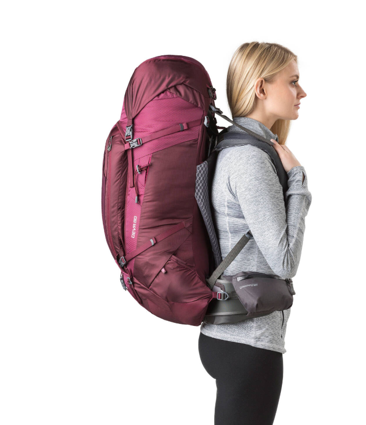 Deva 60L Women's Backpack