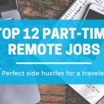 Top 12 part-time remote jobs
