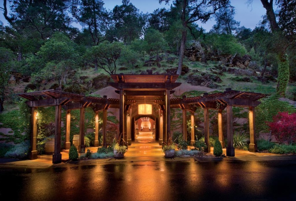Calistoga Ranch, one of the Best Eco-Lodges in the United States