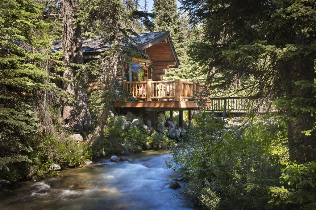 Lone Mountain Ranch is one of the best eco-lodges in the United States